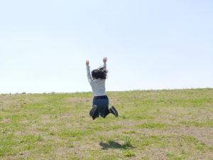 ジャンプが低すぎる系女子