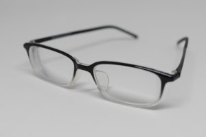 メガネの写真