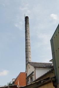 銭湯の煙突
